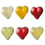 Gomas Fruta Coração