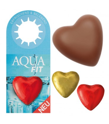 Gargantilha com Chocolate