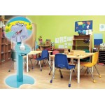 Posto de Higienização para Crianças