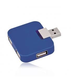 Hub USB 2.0, com 4 entradas