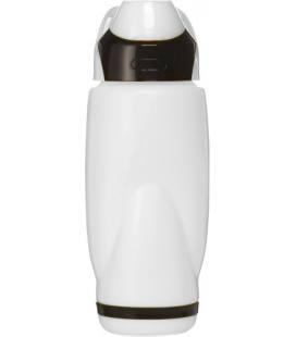 Garrafa de plástico de 650 ml.