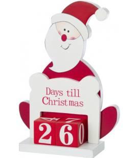 Divertido display de Papai Noel.