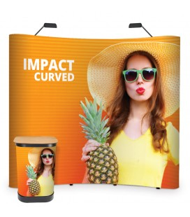 Impact 3x3 Curvo