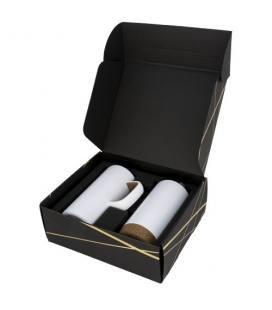 Caixa de oferta em cobre Valhalla isolado em vácuo