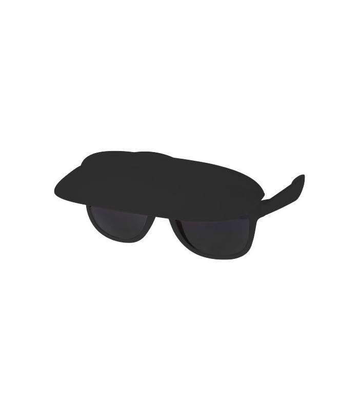 Óculos de sol com viseira