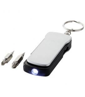 """Porta-chaves com luz LED 6 funções """"Maxx"""""""