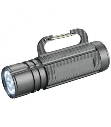 """Lanterna com mosquetão """"Flashlight"""""""