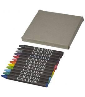 "Conjunto de 12 lápis de cera ""Eon"""