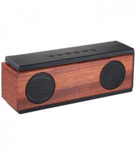 "Altifalante Bluetooth® de madeira ""Native"""