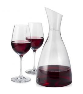 "Jarro com 2 copos de vinho ""Prestige"""