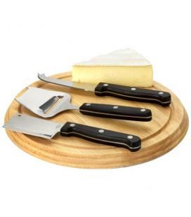 "Conjunto de queijo de 4 peças ""Fort"""