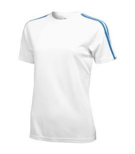 "T-shirt Cool Fit de manga curta para senhora ""Baseline"""