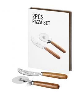 """Conjunto para pizza de 2 peças """"Nantes"""""""
