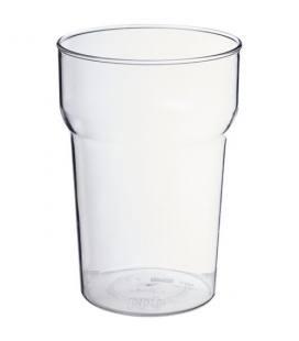 Copo de plástico de 568 ml superior Nonic