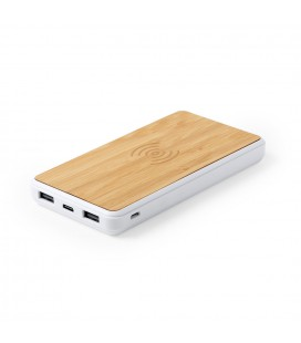 Power Bank Bambu Dickens