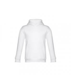 THC PHOENIX KIDS WH. Sweatshirt unissexo para criança, com capuz