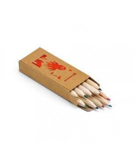Crafti. Caixa com 10 lápis de cor