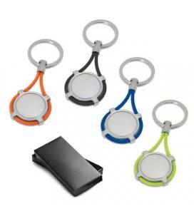 INDURAIN. Porta-chaves em metal