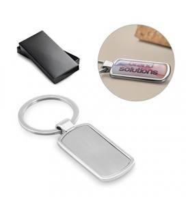 BOHR. Porta-chaves em metal
