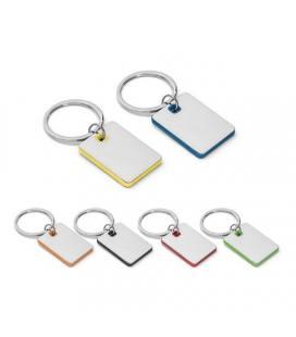 BECKET. Porta-chaves em metal e ABS