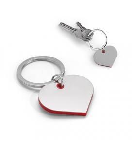 BASSO. Porta-chaves em metal e ABS