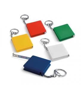 ASHLEY. Porta-chaves com fita métrica