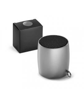Turing. Mini coluna com microfone