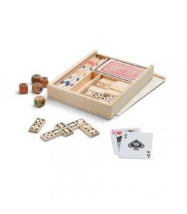 PLAYTIME. Conjunto de jogos 4 em 1