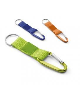 FARRI. Porta-chaves com mosquetão