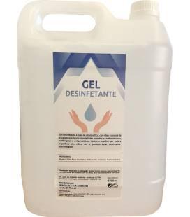 Gel Desinfectante - 5 Litros