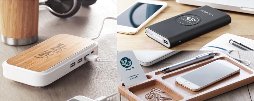Wireless Collection - Uma novidade de artigos para comunicar a sua marca