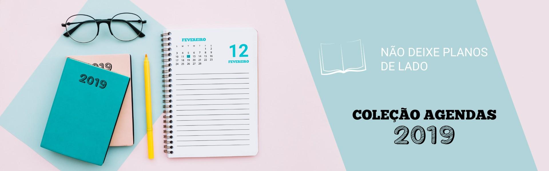 Brindes Agendas 2019