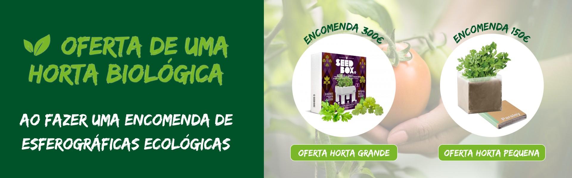 Oferta Horta Ecológica