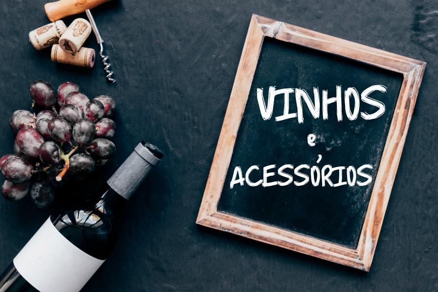 Vinhos e Acessórios
